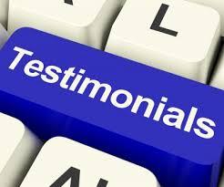 testimonial sales playbook