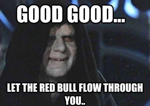 red bull analogy
